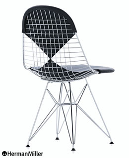 Eames Wire Chair DKR-2