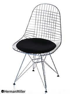 Eames Wire Chair DKR-5