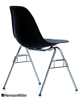 Eames Shell Side Chair DSS